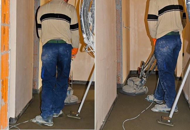 Машины для стяжки пола цементным раствором квартиры в красногорске теплый бетон вторичка купить