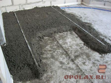 Керамзитобетона стяжка кит бетон