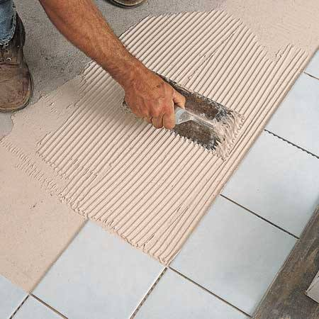 Transition Strips Between Carpet And Vinyl Over Concrete Floors