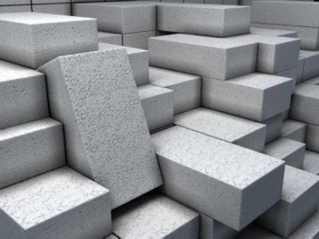сверхлегкий бетон