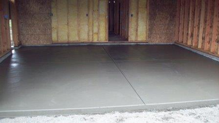 Бетон пол гараж куплю производство бетона