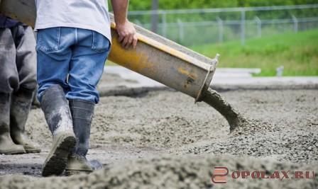 Ru бетона штробление бетон