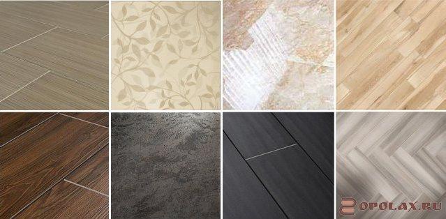 Керамическая плитка на пол в кухне: от выбора до укладки   314x639