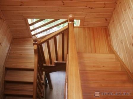 лестницы для дачи в москве и московской области